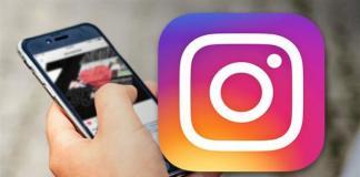 Instagram Mobil Site