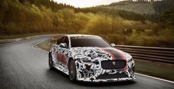 Jaguar, 600 Beygirli XE SV Project 8'i Sundu