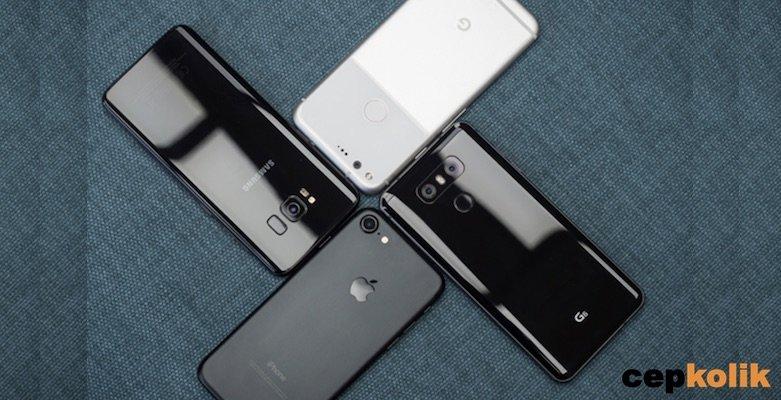LG G6, Galaxy S8, Pixel iPhone 7 Kamera Karşılaştırma