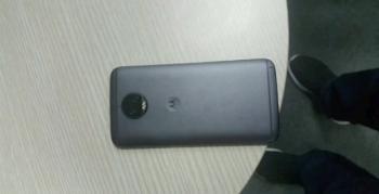 İşte Moto G5S Plus'ın ilk canlı fotoğrafı