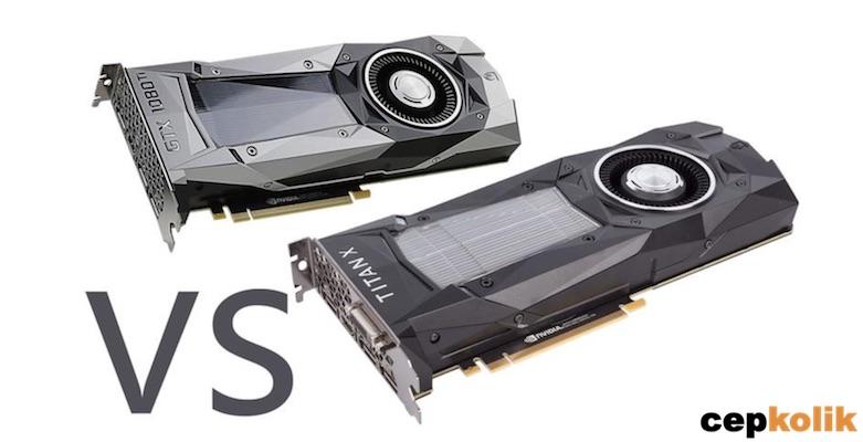 Nvidia GTX 1080 Ti vs Titan Xp