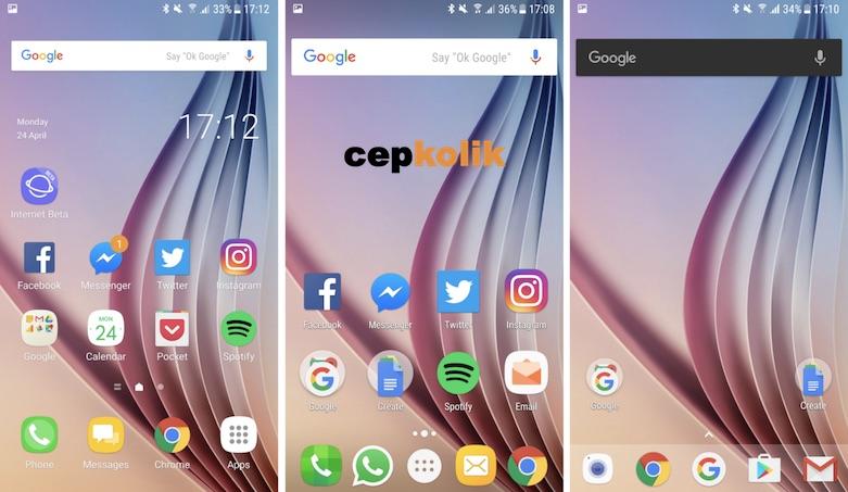 Samsung TouchWiz-3