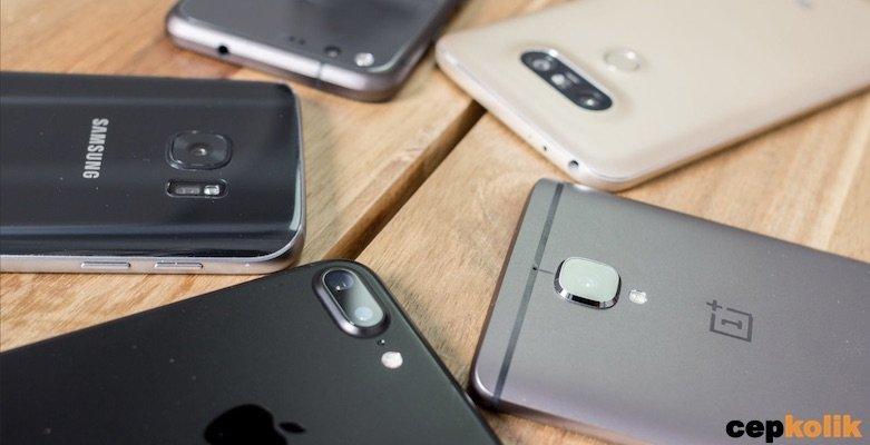 En İyi Kameraya Sahip Telefonlar 2017