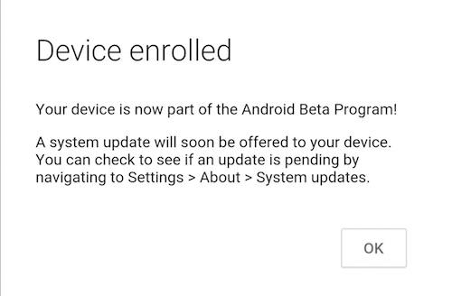 Android O Public Beta Nasıl İndirilir?