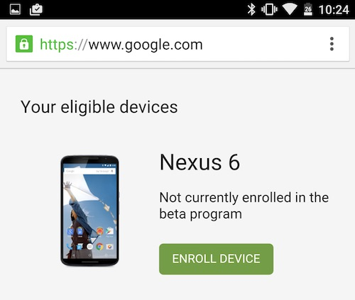 google android o nasil indirilir