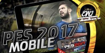 PES 2017 Mobil'i Android ve iOS için kullanıma sunuldu