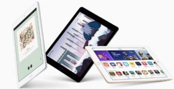 10.5 inç iPad Pro'nun tasarımları sızdı