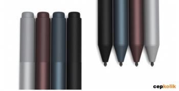 Microsoft, yeni Surface Pen'i tanıttı