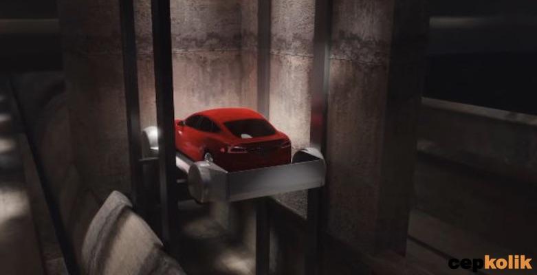 Elon Musk Hyperloop tünel projesi hakkında detaylar