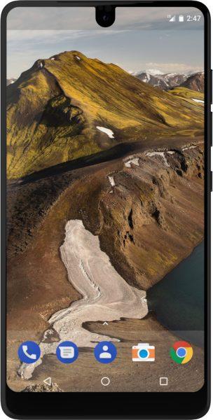 Essential PH-1 ve Samsung Galaxy S8 Plus karşılaştırması