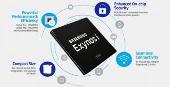 Samsung, Exynos iT200 yongaseti seri üretimine başlıyor