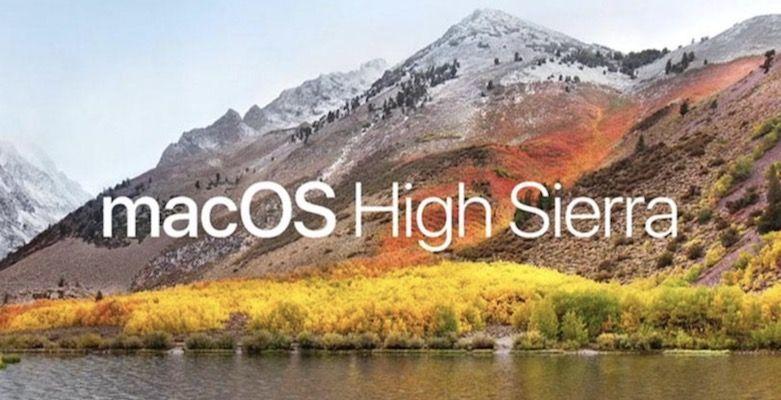 MacOS High Sierra nasıl yüklenir ve kurulur?