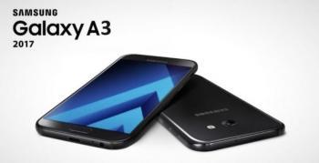Samsung Galaxy A3 2017 inceleme