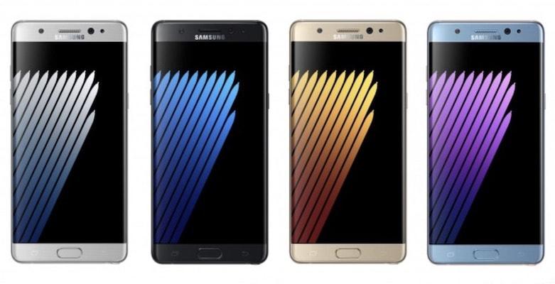 Galaxy Note FE Performans testi