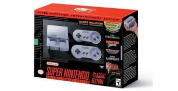 Nintendo Super NES Classic'i duyurdu, çıkış tarihi ve özellikleri