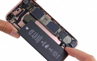 LG, 2018 iPhone için L şeklinde batarya üretecek