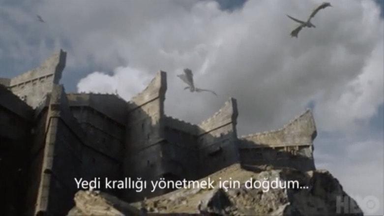 Game of Thrones 7. Sezon 3. Bolum