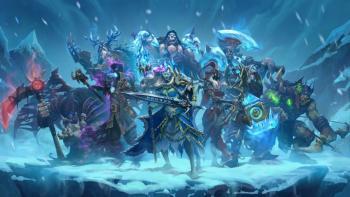 Hearthstone Yeni Genişleme Paketi Knights of the Frozen Throne, Efsanevi Kahraman Kartları ile Geliyor