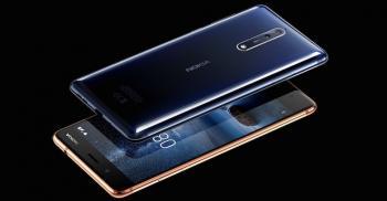 Nokia 8 Tanıtıldı! İşte Özellikleri