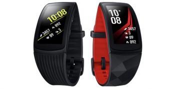 Samsung Gear Fit 2 Pro Tanıtıldı!