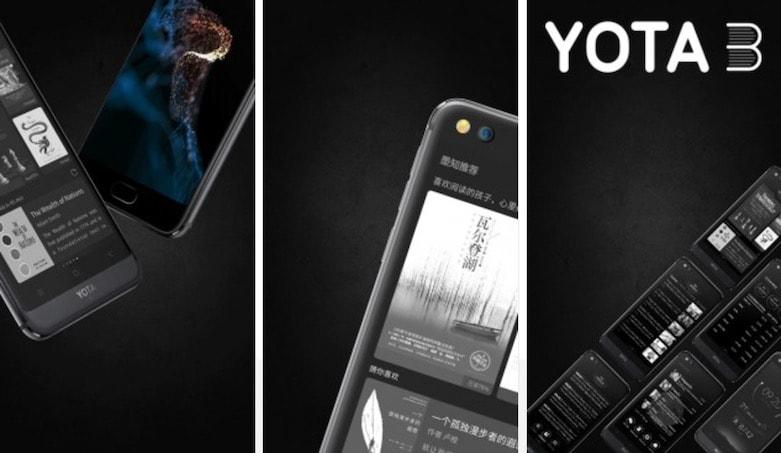 YotaPhone 3 Görüntüleri Sızdırıldı!