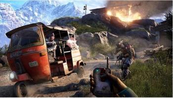 Far Cry 5'e Ait Yeni Oynanış Videosu Geldi!
