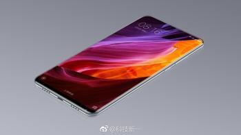 Xiaomi Mi Mix 2 Render Görüntüleri Tasarımcısı Tarafından Yayınlandı