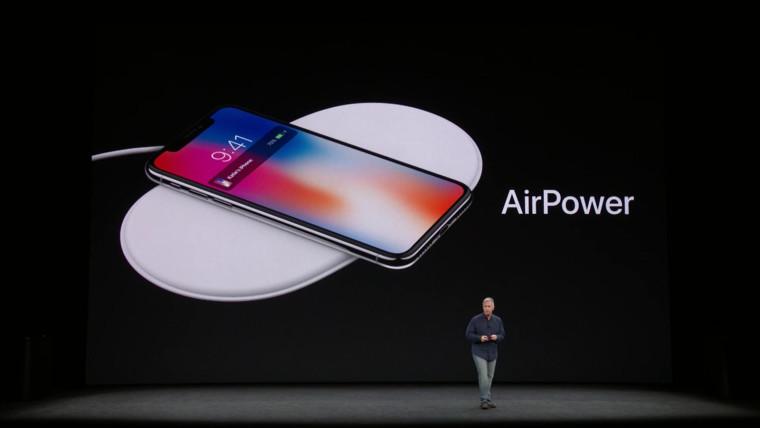 iphone x kablosuz şarj