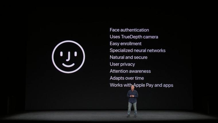 iphone x yüz tanıma 2