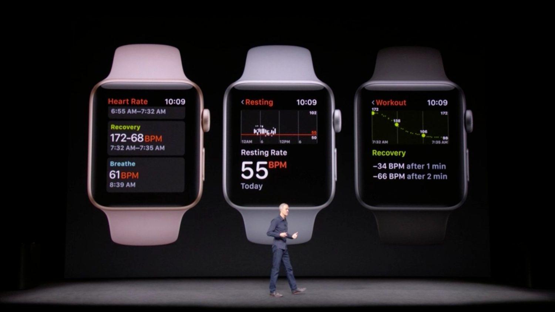 watchos heart rate