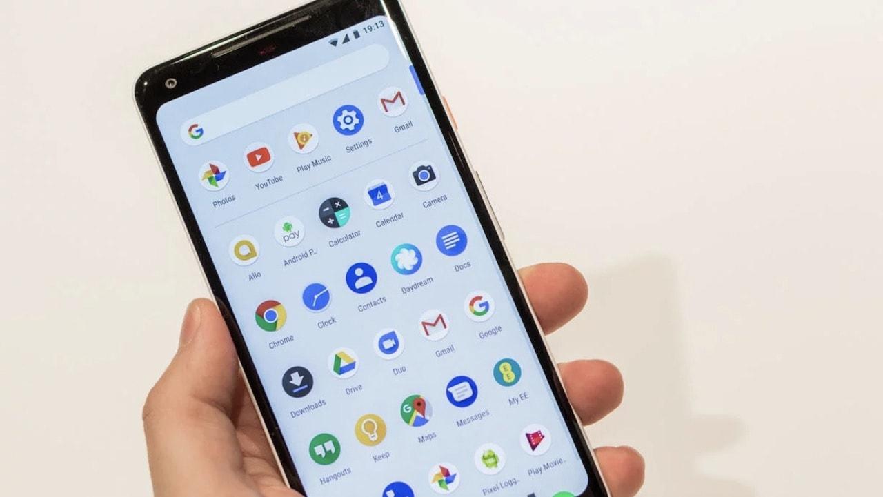 Google Pixel 2 XL inceleme tasarim