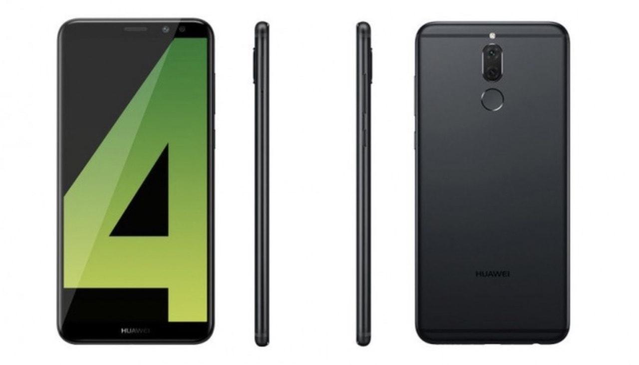 Huawei Mate 10 Lite-11