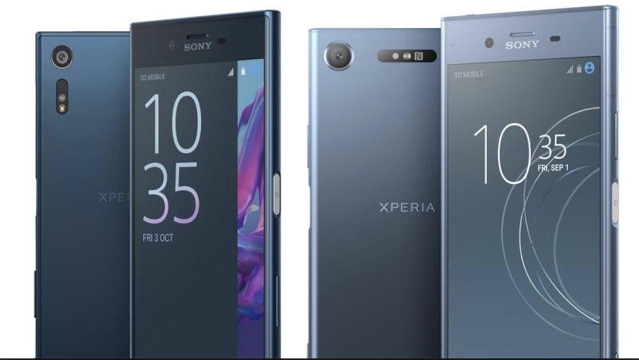 Sony Xperia XZ vs Sony Xperia XZ1 cepkolik