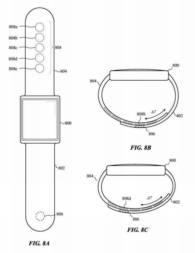 apple watch band patent 2