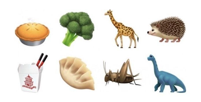ios yeni emojiler