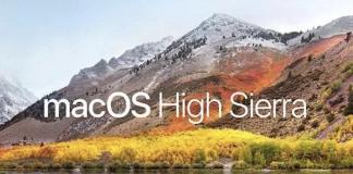 macOS High Sierra ozellikleri ve cikis tarihi