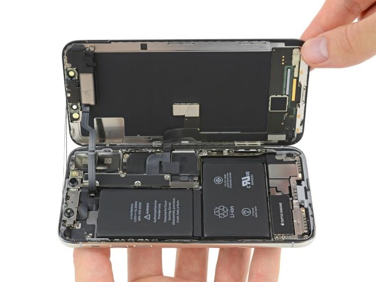 iphone x içi