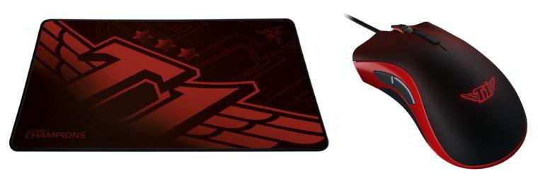 Razer DeathAdder Elite SKT T1