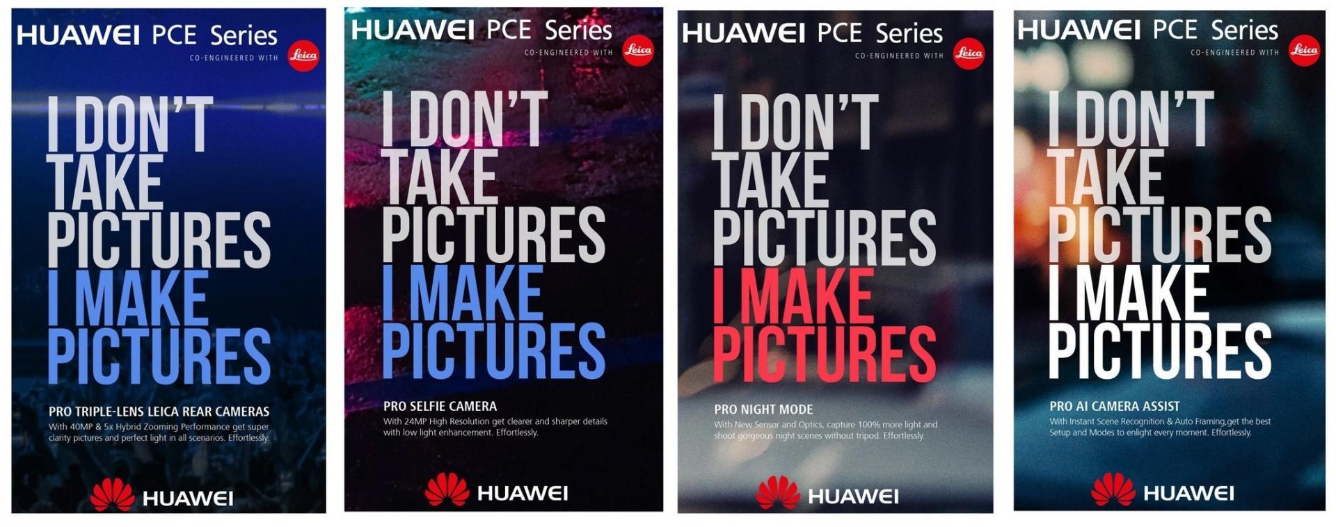 huawei pce series