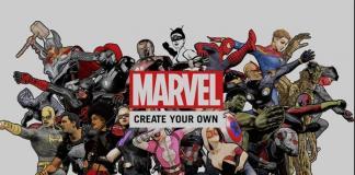 Kendi Marvel Karakterinizi Yaratmak Artık Çok Kolay!