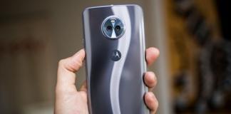 Motorola Moto X4 Oreo Güncellemesi Aldı