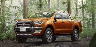 2019 Ford Ranger Pick-up