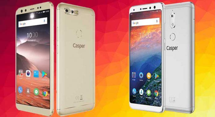 Casper VIA A2-Casper VIA F2