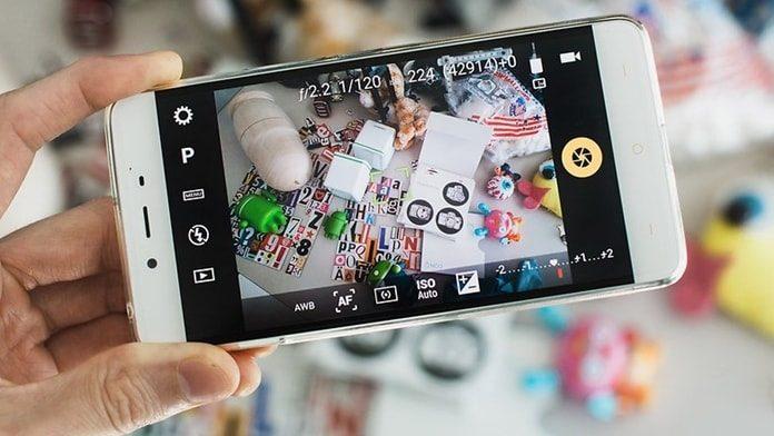 En İyi Android Kamera Uygulamaları 2018