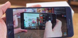 Huawei Honor 8 Güncellemesi: 3D Panoroma Fotoğraf Modu