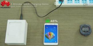 Huawei hızlı şarj