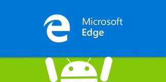 Microsoft Edge Artık Android ve iOS'ta!