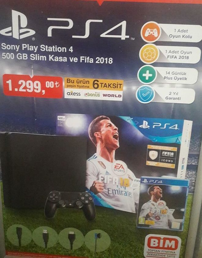 bim-fifa-18-oyunuyla-birlikte-playstation-4-slim-satacak