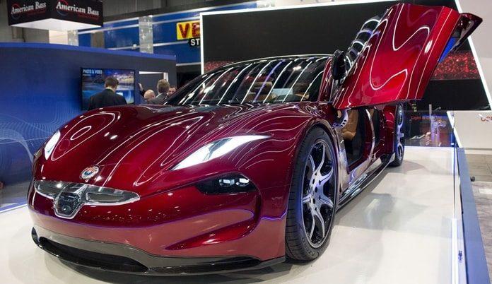Kalaşnikov'dan Tesla'ya rakip geliyor 82