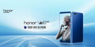 Honor View 10 Güncellemesi: Yüz Tanıma Kilidi Geldi!